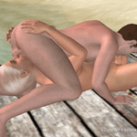 3D GayVilla 2 gameplay photos