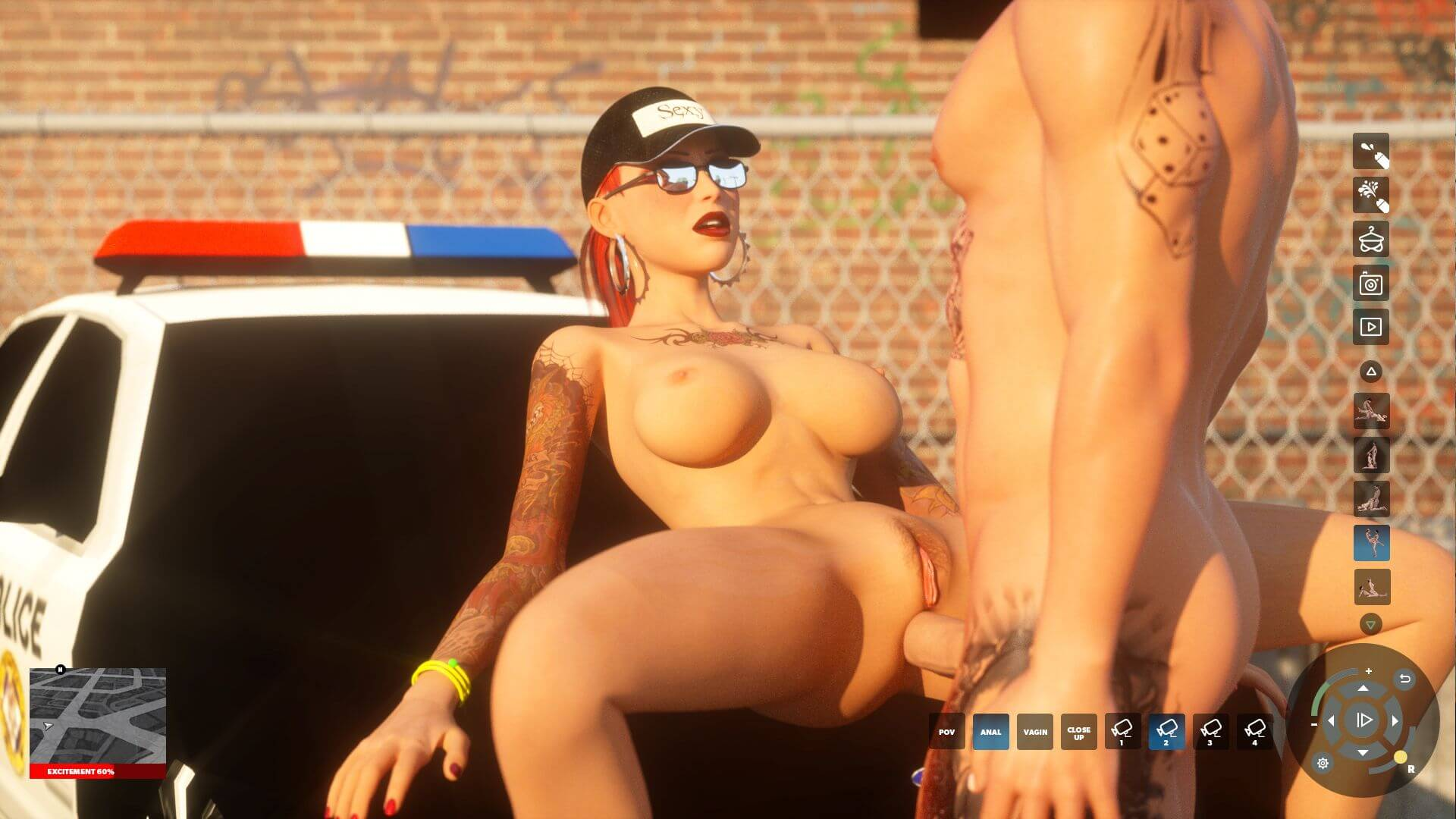 Gta porn big tits exposed scenes