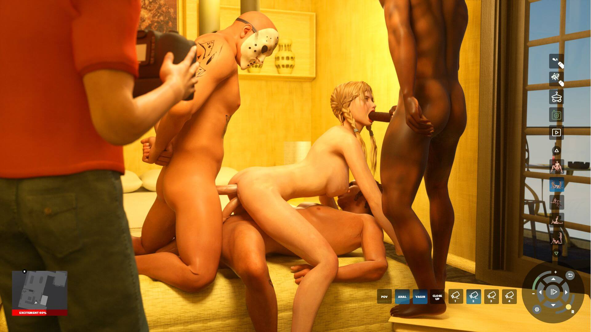 Sex in rpg nude slave