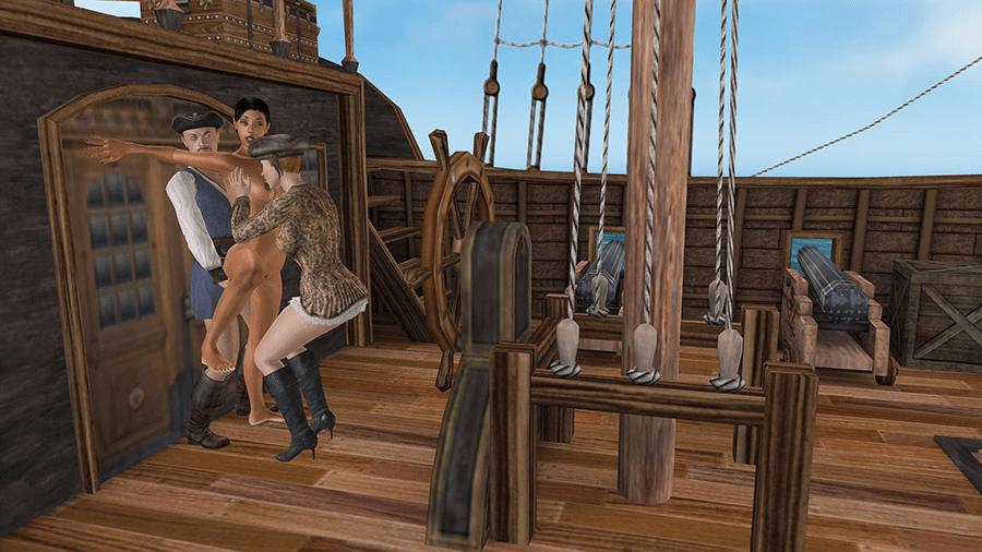 Эротические игры по мотивам известных пк игр