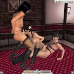 Pink Visual Sex Simulator - Screenshot
