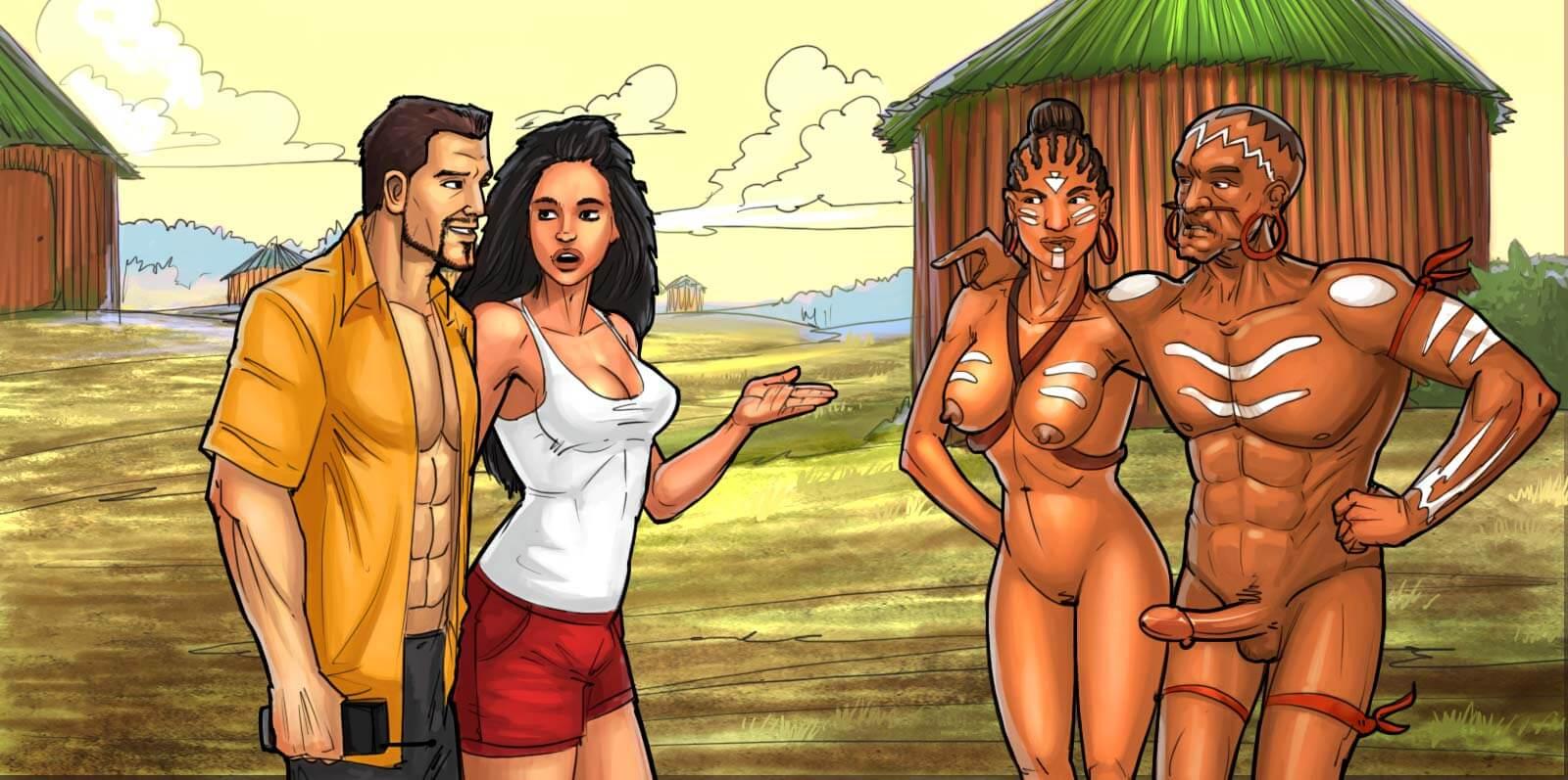 Naughty Games Naked Women