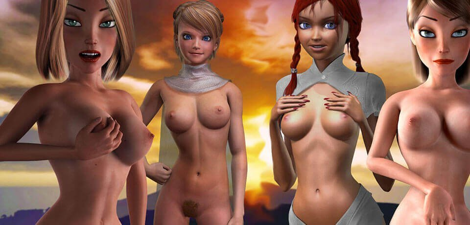 3D porn games: play only the best 3D porn games.