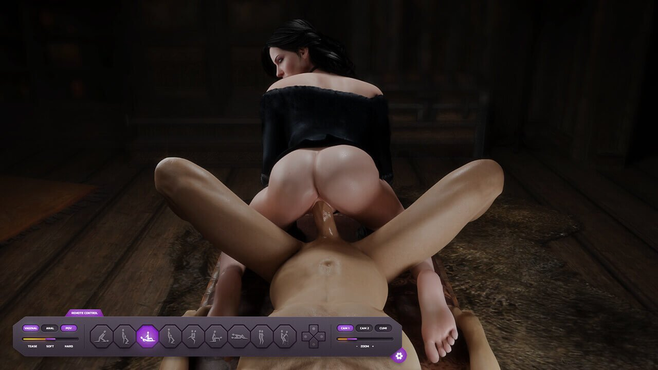 3D Adult Game Dream Sex World - Full Review-4991